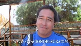 Entrevista a Américo Venero , entrenador de Duilio Beretta - Perú F1 Futures 2013 -12/10/2013