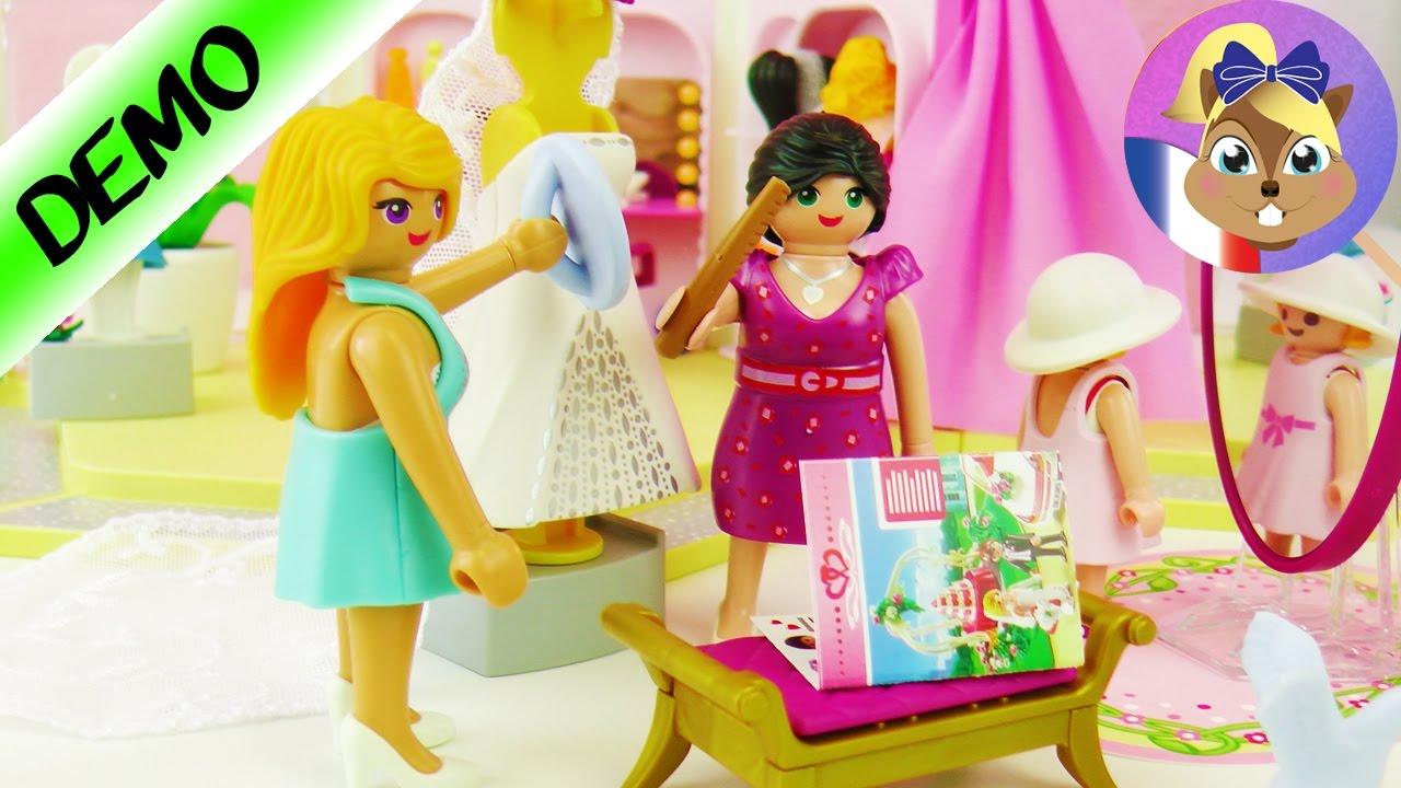 Magasin de robes accessoires pour mari es avec salon de for Accessoire pour salon de coiffure