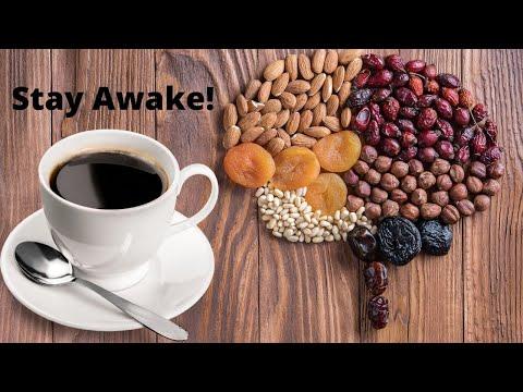 5 Brain Foods to Help Keep You Awake