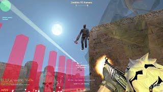 Counter-Strike: Zombie Escape Mod - ze_dust2_fix1 2020
