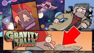 The BIGGEST Secret in Gravity Falls Lost Legends REVEALED?