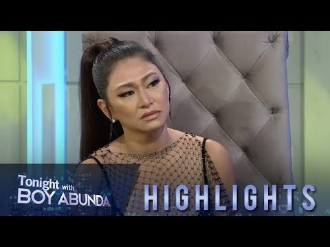 TWBA: Rufa Mae turns emotional as she shares how much she misses her mother