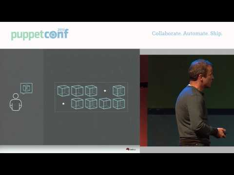 Keynote: Open Sourcing the Cloud - PuppetConf 2013