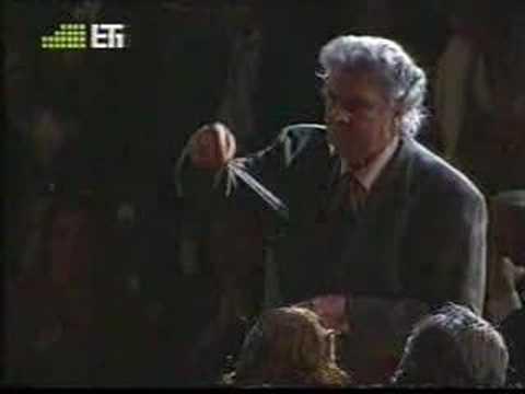 Mikis Theodorakis - Strose to stroma sou & Zorba (live,2005)