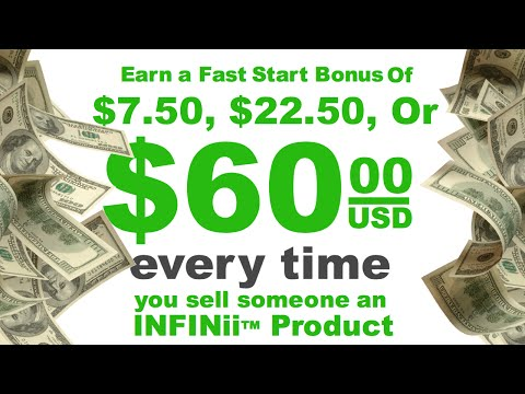 Official INFINii - Rewards plan explained