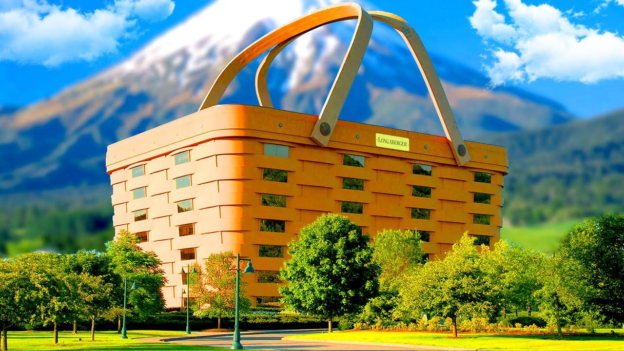 10 Strangest Buildings In The World Youtube