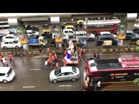 Life in Mumbai city | Must watch | Mumbai darshan places to