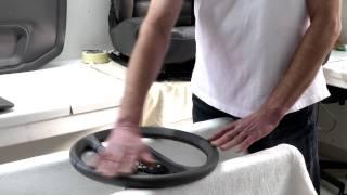 Leder- und Kunststoff-Aufbereitung - Zurück zu altem Glanz