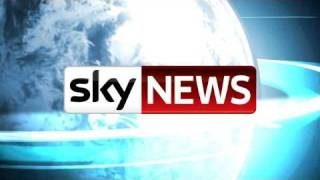 Mock Design - Sky News Opening Title Sequence