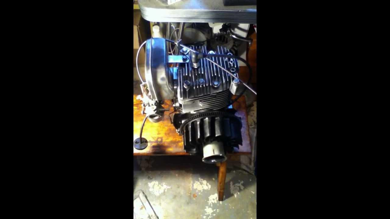 Throttle Linkage Setup On Stock Tecumseh Part 2 Youtube Carburetor Diagram