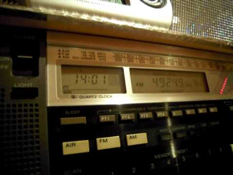 4925kHz - Radio Republik Indonesia-Jambi
