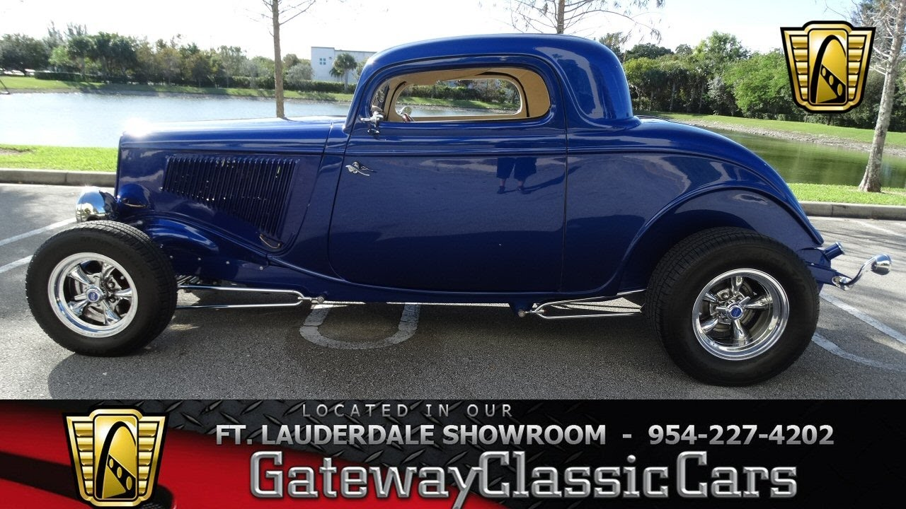 404 ftl 1933 ford 3 window coupe youtube for 1933 3 window coupe