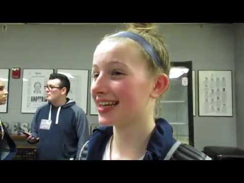 Olivia Matela - St. Mary's Girls Basketball