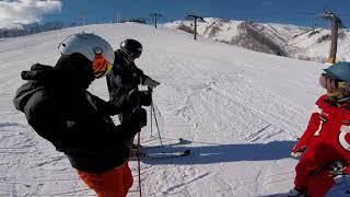 白馬八方尾根滑雪學校 SKI一般課程分班