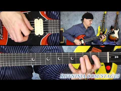 Rock This Riff In 12 Bar Blues