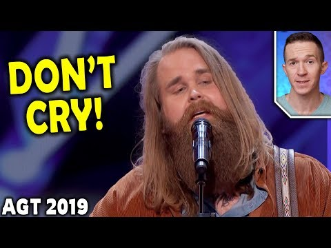 Magician REACTS To Chris Klafford Imagine Cover On America's Got Talent 2019