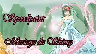 [Speedpaint] Les Légendaires – Mariage de Shimy (Fanart #3)