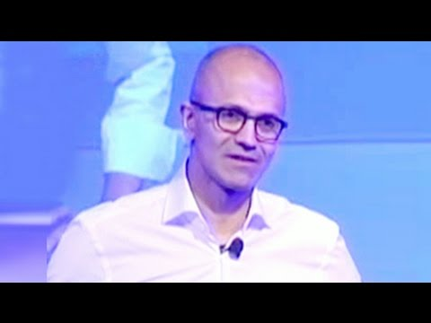 Satya Nadella's secret to success