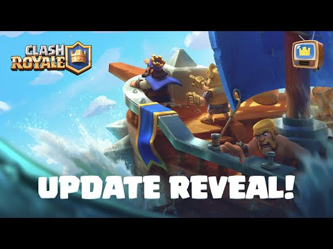 Clash Royale: CLAN WARS 2 UPDATE REVEAL! ⚔️ TV Royale Special