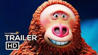 MISSING LINK Official Trailer #2 (2019) Hugh Jackman, Zoe Saldana Movie HD