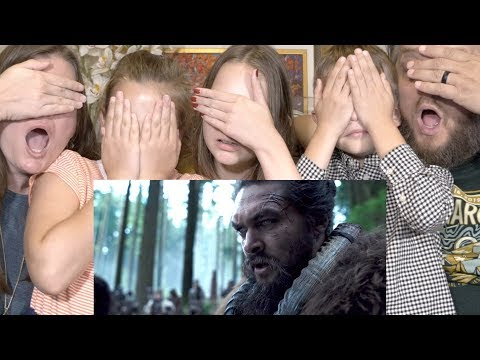 SEE | TRAILER REACTION