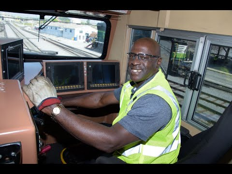 Railroading is more than a job for this locomotive engineer