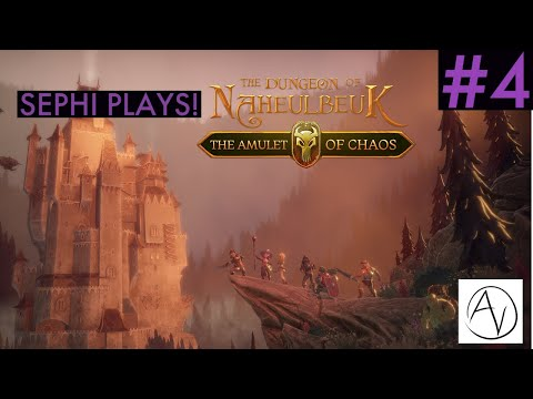 Sephi Plays: The Dungeon of NaheulBeuk: The Amulet of Chaos #4 |