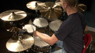 Double Stroke Roll Triplets - Drum Lessons