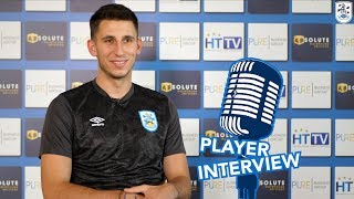🙌 GRABARA SIGNS! PLAYER INTERVIEW | Kamil Grabara on joining Huddersfield Town