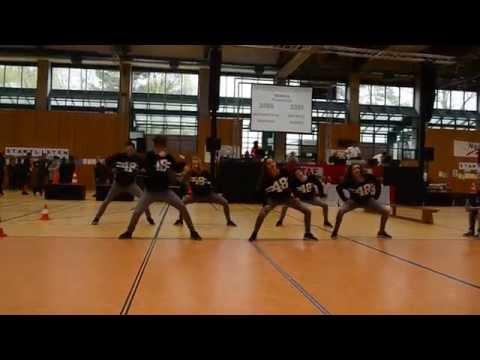Just Dance @ Norddeutsche Meisterschaften 2015, Norderstedt