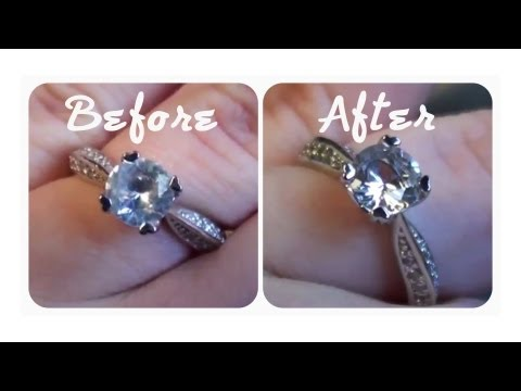 ☼-quick-tip:-how-to-make-your-engagement-ring-really-sparkle!-(cheap,-easy-&-effective)-☼