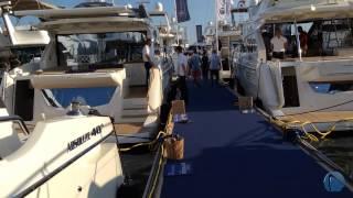Festival de la Plaisance 2014 - Absolute Yachts