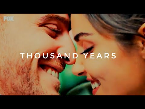 🔽eda & serkan | thousand years