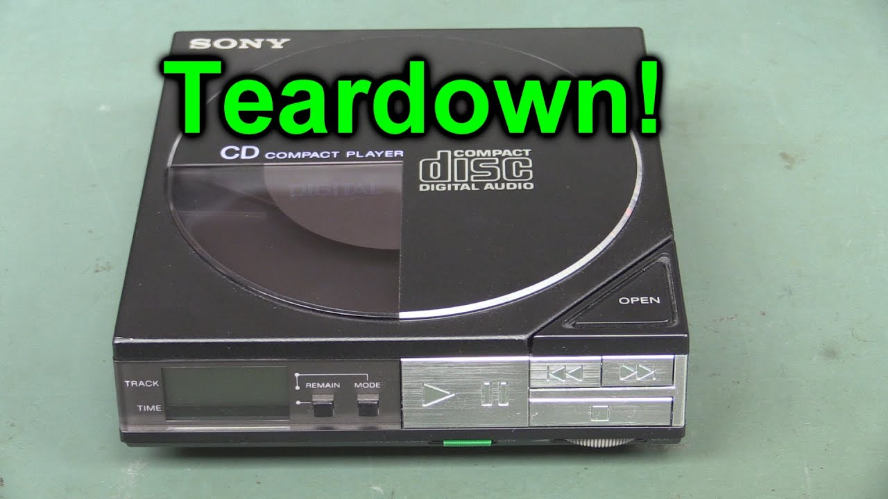 sony discman. eevblog #863 - sony d50 discman teardown world\u0027s first portable cd player youtube l