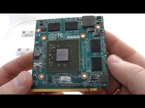 Замена (апгрейд) видеокарт на ноутбуках Acer - список
