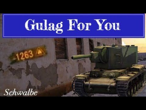 Rev Up The Gulags