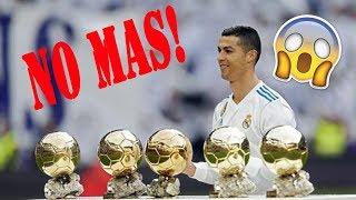 Indiscrezione sul Pallone d'Oro : Cristiano Ronaldo fuori dal podio 😱