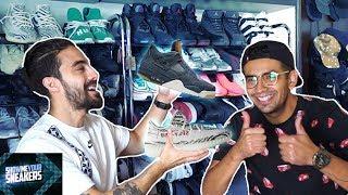 CAPI PEREZ El rey de los sneakers nos enseña su colección!