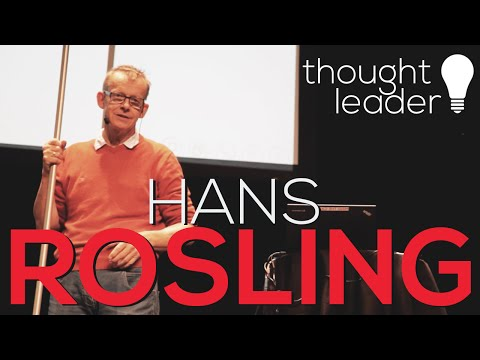 The mindset of factfulness | Hans Rosling | TGS.ORG