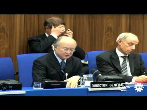 International Atomic Energy Agency admit worry over Japan situation