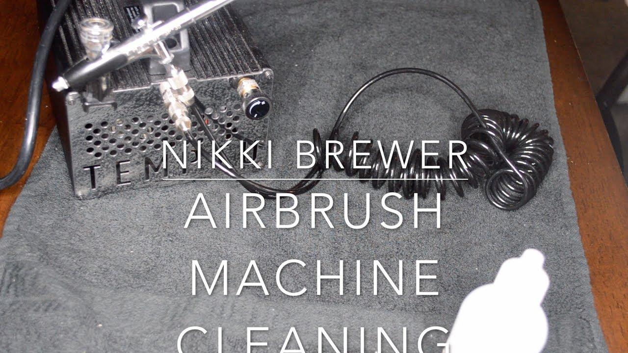 temptu airbrush machine