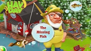 Hay Day - The Missing Fish