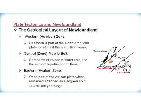 ES3209 4 2 8 Geology of Newfoundland and Labrador