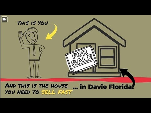 Sell My House Fast Davie: We Buy Houses in Davie and South Florida