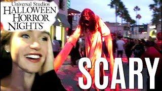 Former Scare Actors RETURN to Halloween Horror Nights