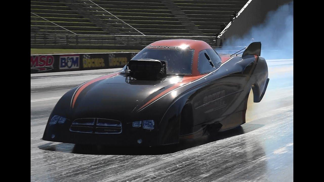 Wayne Price Speed City Pro Alcohol Funny Car 5 64 253 Mph Youtube