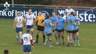 Irish Rugby TV: UCD v Cork Constitution Highlights