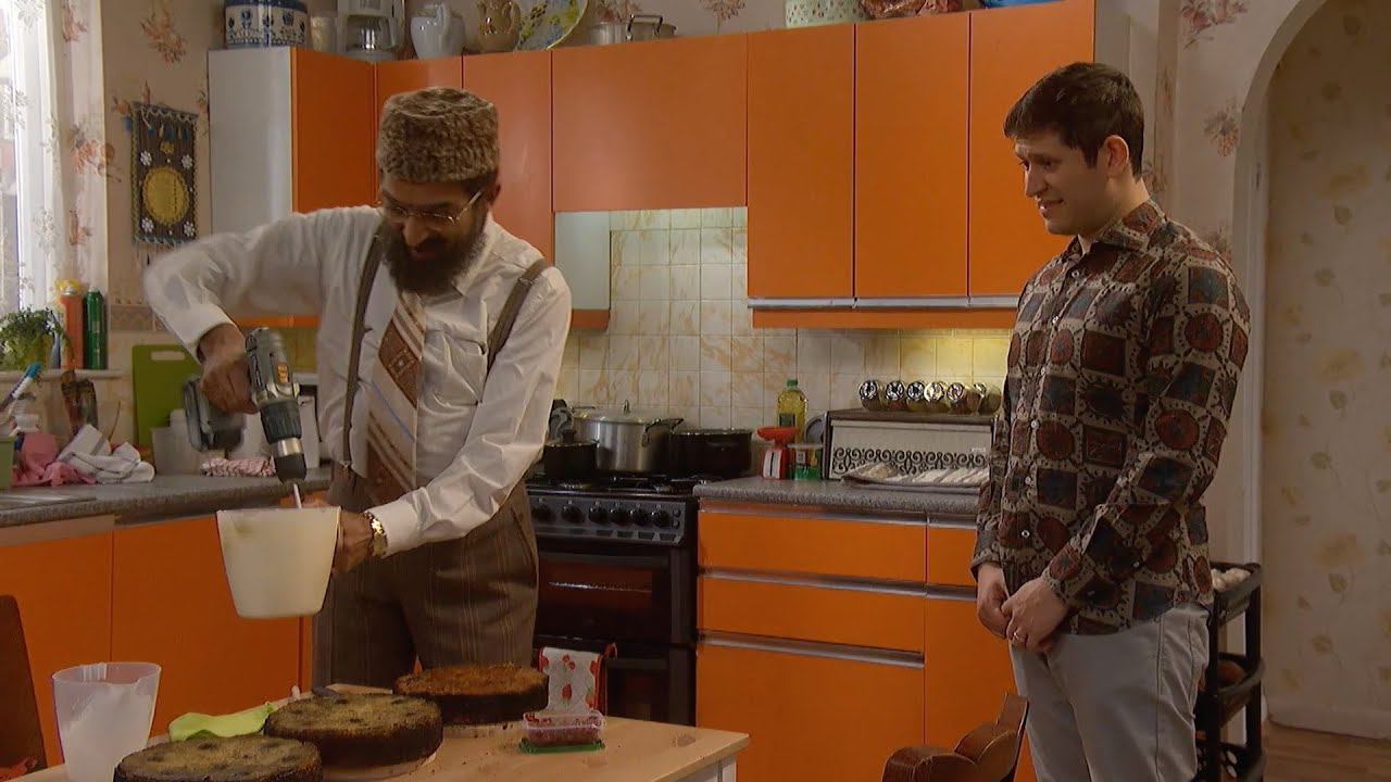 The Great Sparkhill Bake Off - Citizen Khan: Series 4 Preview - BBC One