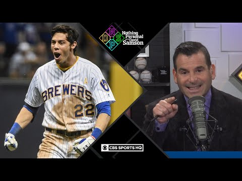 Brewers DID NOT NEED to pay Christian Yelich; he DESERVES it | Nothing Personal with David Samson