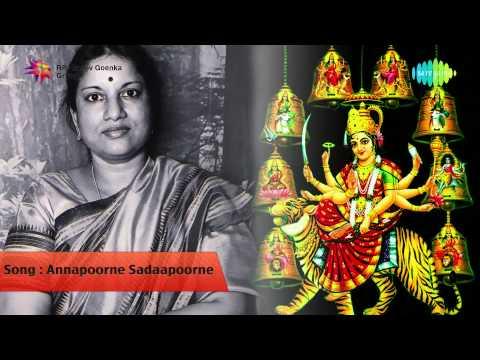 Annapoorne Sadaapoorne song